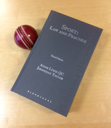 Sport - Law and Practice