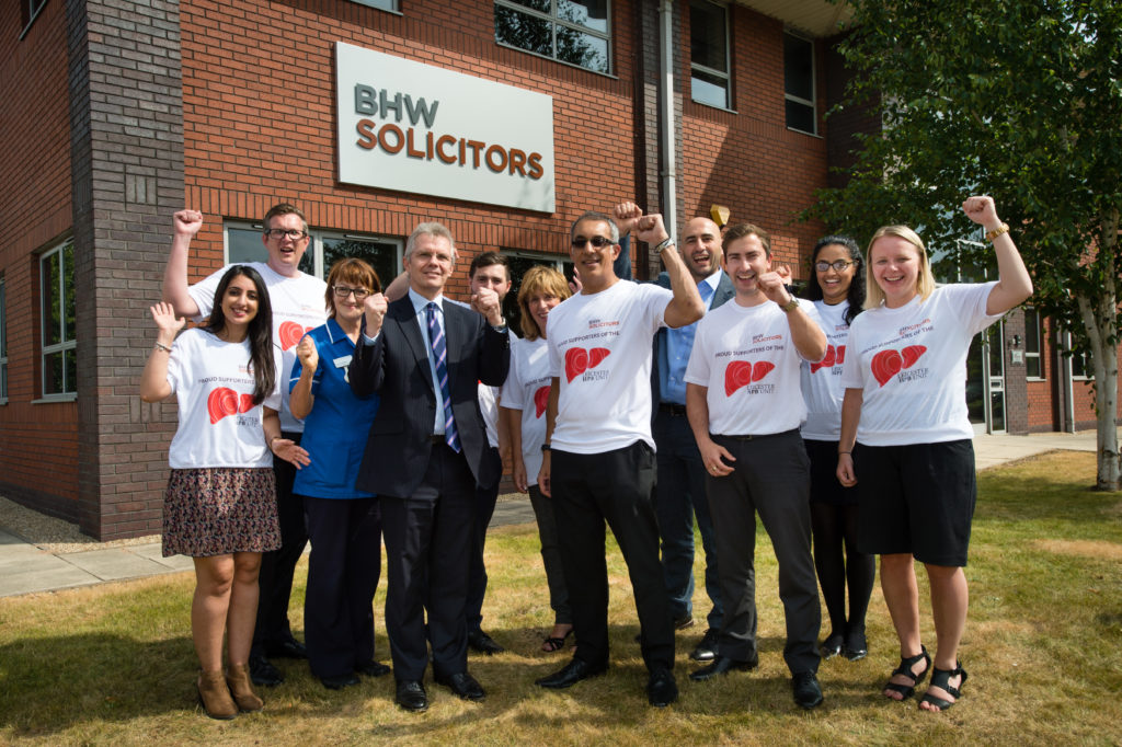 BHW Solicitors and Leicester HPB Unit