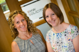 Lucy Ward and Claire Cook | Plot Sales | Developer Services
