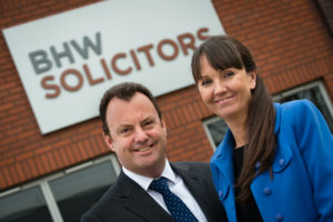 Steve McElhone and Amanda Badley join BHW