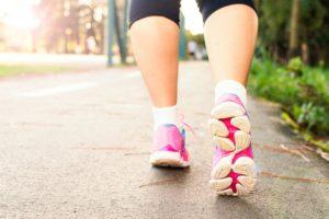 BHW raise money walking