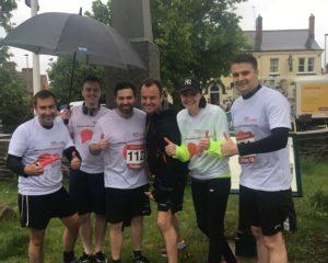 BHW Rothley 10k Team