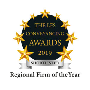 Regional Firm of the Year - Shortlisted 2019