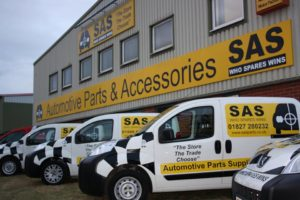 Shepshed Auto Spares - Tamworth branch