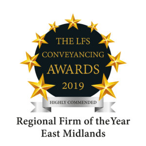 Regional Firm of the Year East Midlands Highly Commended 2019