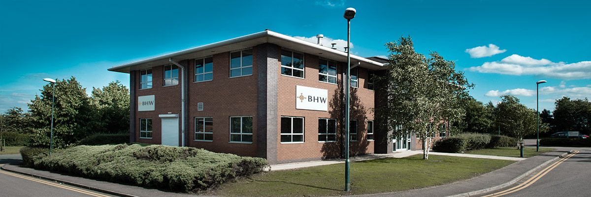 BHW Leicester office