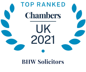 Chambers Top Ranked 2021