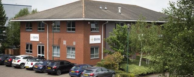 BHW' new premises