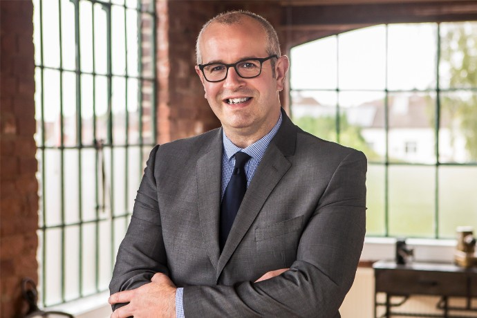 Adam Seaton, founder of Seaton Partners Limited